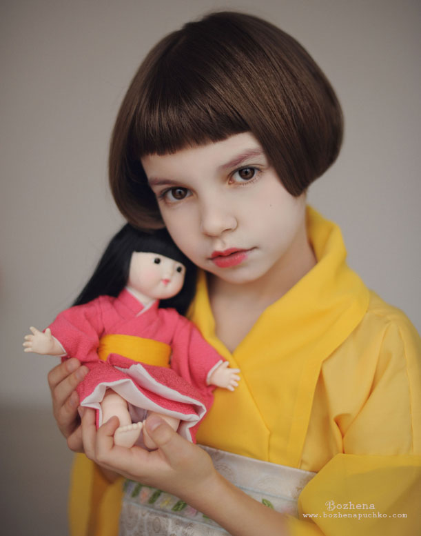 Japanese Doll, video